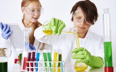 Η «νέα πραγματικότητα» για το μάθημα της Χημείας.